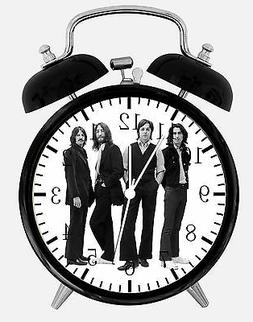 "The Beatles Alarm Desk Clock 3.75"" Room Decor E41 Nice for G"