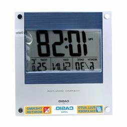 Casio Thermo Monitor Digital Wall/Desk Clock ID-11S-2