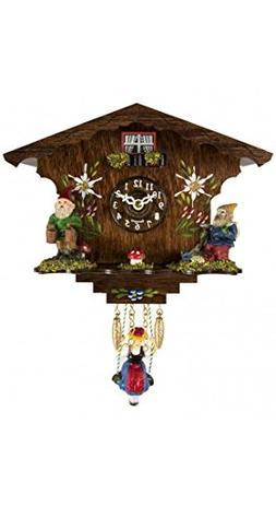 Trenkle Uhren ANNALIESSE Black Forest Swinging Girl Clock #5