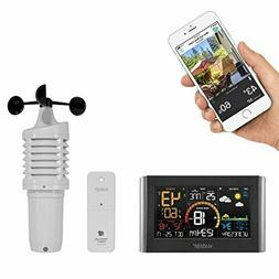 La Crosse Technology  V21-WTH Wireless Wi-Fi Weather Station