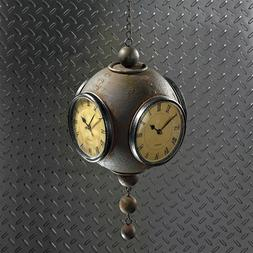 Design Toscano Victorian Grunge Four-Sided Hanging Spherical