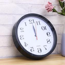 Vintage Retro Wall Clock Home Decor Kitchen Room Decorative