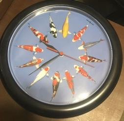Wall Clock 12 Inch Round Battery Operated LOCAL PICKUP ONLY