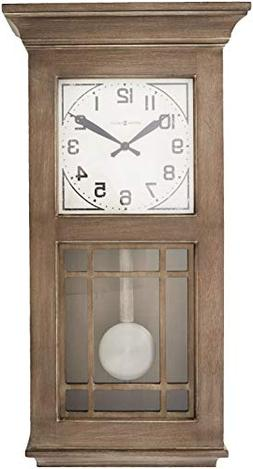 Howard Miller Wall Clock, Wood