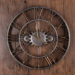 Fengfeng Wall Clock, Gears Clocks European and American Styl