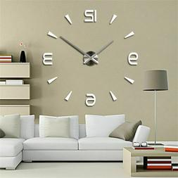 Wall Clock Creative Home Decoration Time Living Room Fashion
