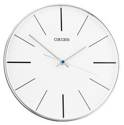 Seiko Wall Clock QXA634ALH Quiet Sweep Hand Beautiful Design