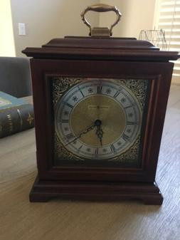 Howard Miller Westminster Chime Mantle or Hang Clock Tested