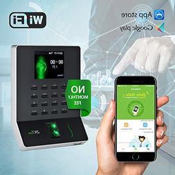 WL20 Biometric Fingerprint Time Attendance Terminal Time Clo