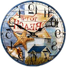 Wood Wall Clocks