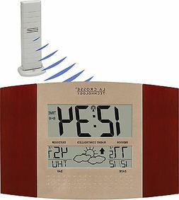 La Crosse Technology WS-8157U-CH-IT Wall Clock - Digital - Q