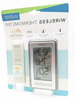 WS-9160U-IT - Digital Indoor/Outdoor Wireless Thermometer in